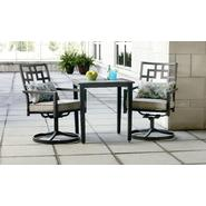 Ty Pennington Style Jefferson 3 Piece Cushion Bistro Set at Kmart.com