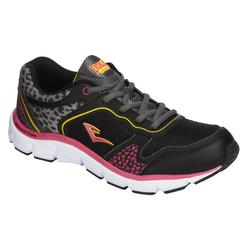 Everlast®  Women's Lesley Black Memory Foam Wide Width Athletic Shoe at Kmart.com
