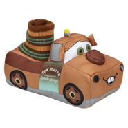 Disney Toddler Boys' Tow Mater Brown Socktop Slipper at Kmart.com