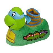 Teenage Mutant Ninja Turtles Toddler Boy's Teenage Mutant Ninja Turtles Slipper Blue Mask - Green at Kmart.com