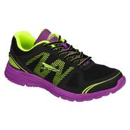 CATAPULT Women's Athletic Shoe Conquer - Purple/Lime at Kmart.com
