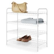 Essential Home 4-Tiered Shelf Unit at Kmart.com