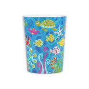 Essential Home Bathroom Trash Can - Happy Creatures at Kmart.com