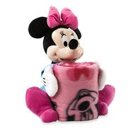 Disney Girl's Minnie Mouse Hugger Throw at Kmart.com