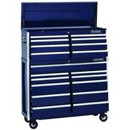 Craftsman EDGE Series 19-Drawer Premium Heavy-Duty Combo - Midnight Blue at Sears.com