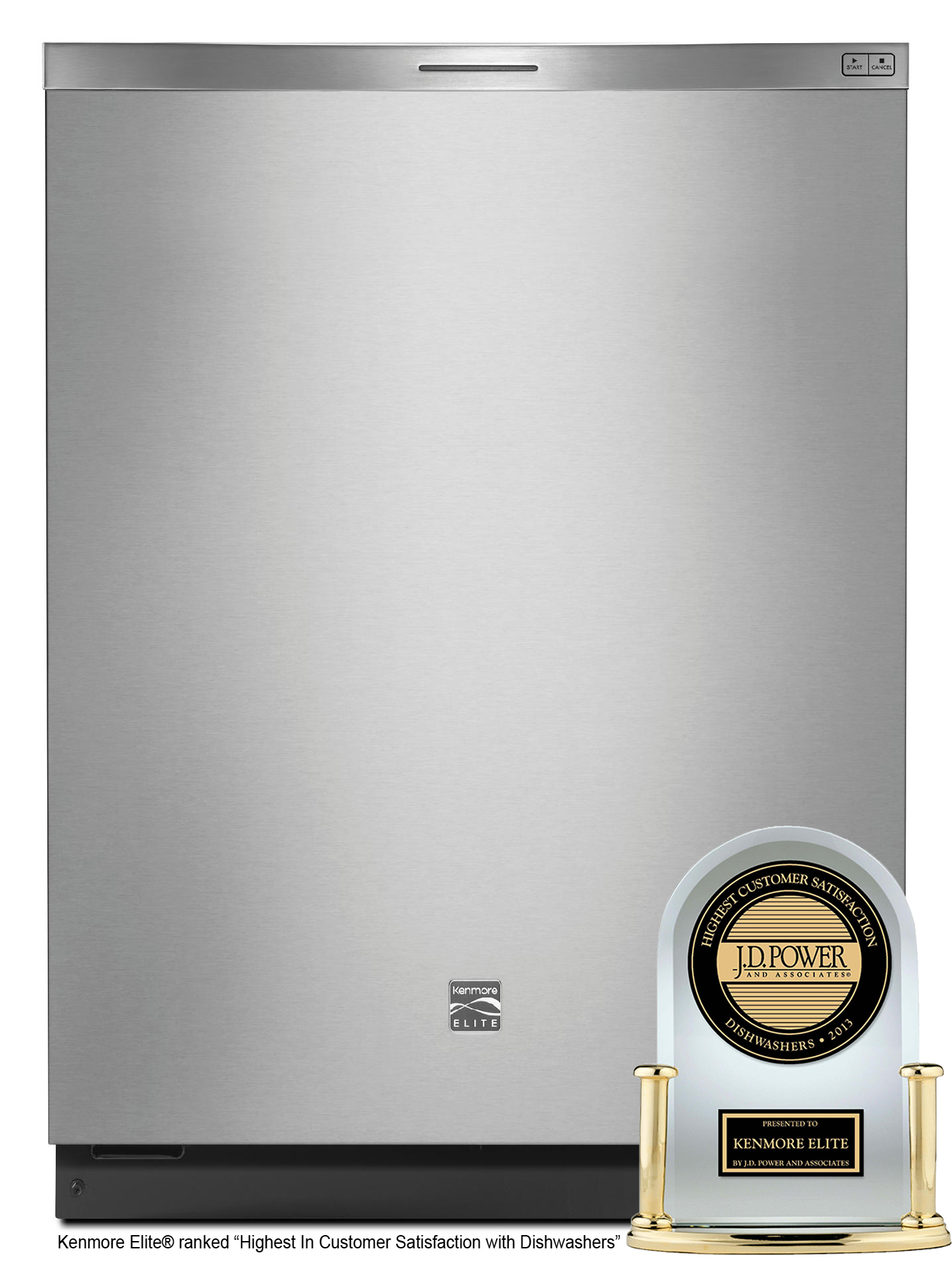Kenmore Elite  24'' Built-In Dishwasher