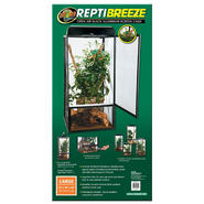 Zoo Med Laboratories Zml Cage Reptibreeze Large at Kmart.com
