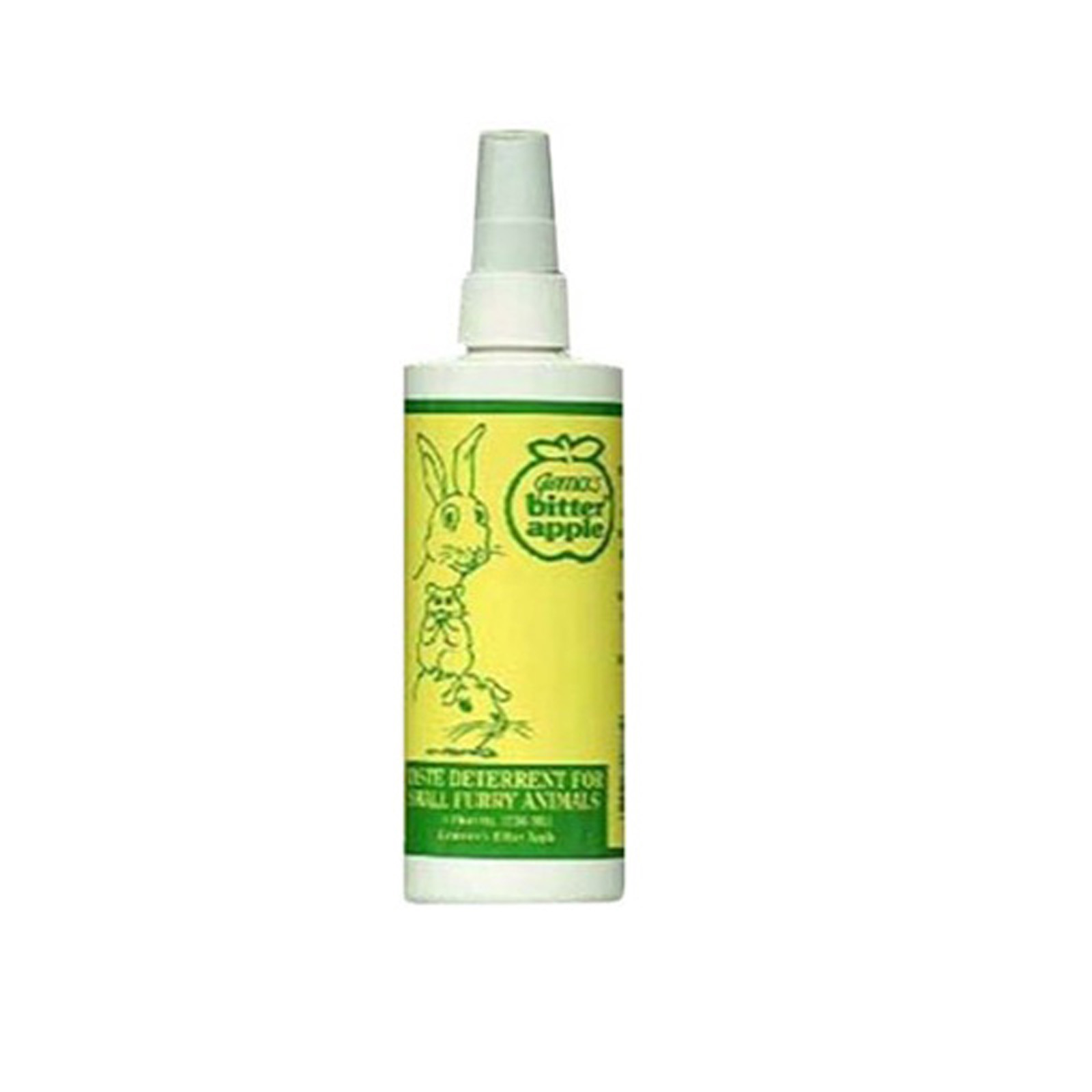 Gba Bitter Apple Spray Small Animal 8 oz.