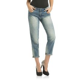 Kardashian Kollection Women's Weekend Relaxed Jeans at Sears.com
