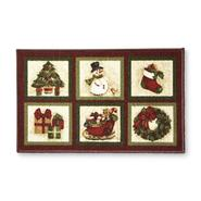 Essential Home Winter Accent Rug - Christmas at Kmart.com