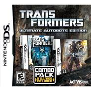 Activision Transformers 2 pack: Dark Side of the Moon and Revenge of the Fallen Nintendo DS at Kmart.com