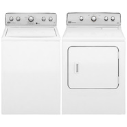 Whirlpool Maytag 3.8 cu. ft. Top-Load Washer and 7.0 cu. ft. Gas Dryer Bundle at Kmart.com