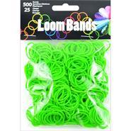 Loom Bands Value Pack 525/Pkg-Green at Kmart.com
