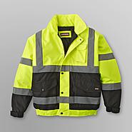 Craftsman Men's Reflective Work Coat at Sears.com