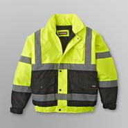 Craftsman Men's Big & Tall Reflective Work Coat at Sears.com