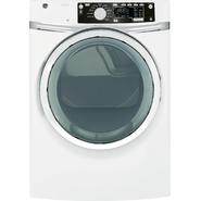 GE 8.1 cu. ft. Gas Dryer with Steam - White at Kmart.com