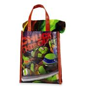 Teenage Mutant Ninja Turtles Boy's Throw & Tote at Kmart.com