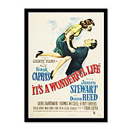 Trademark Fine Art Vintage Apple Collection 'It's a Wonderful Life' Canvas Art at Sears.com