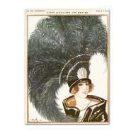 Trademark Fine Art Vintage Apple Collection 'La Vie Parisienne' Canvas Art at Kmart.com