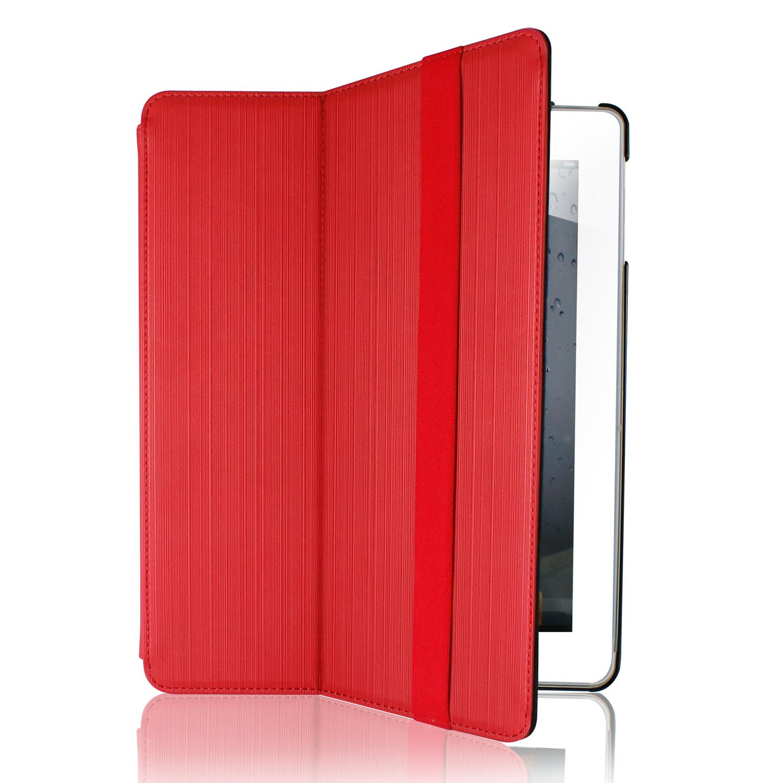 HornetTek HT-IPD3-VO-02 Voyager iPad3 Elegant cover, Red