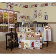 GEENNY Baby Boy Fire Truck 13PCS Crib Bedding Set at Sears.com
