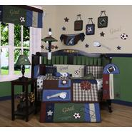 GEENNY Classic Sports 13PCS Crib Bedding Set at Kmart.com