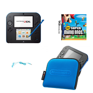 Nintendo 2DS - Electric Blue with New Super Mario Bros. at Kmart.com