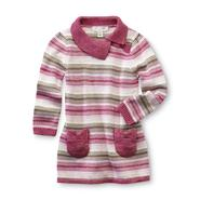 WonderKids Infant & Toddler Girl's Tunic Sweater - Striped at Kmart.com