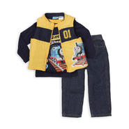 Thomas & Friends Toddler Boy's 3-Piece Vest Set - Thomas the Tank Engine at Sears.com