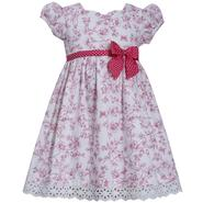 Ashley Ann Infant & Toddler Girl's Short-Sleeve Dress - Floral at Sears.com