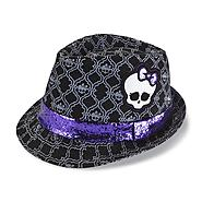 Monster High Girl's Fedora - Skull at Kmart.com