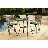 Garden Oasis Brooks 3 Piece Tall Bistro at Kmart.com