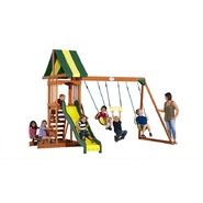 Backyard Discovery Prestige Wooden Swingset at Kmart.com