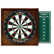 Arachnid Plastic Stealth Bristle Dartboard in Wood Frame at Kmart.com