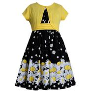Ashley Ann Girl's Dress & Short-Sleeve Shrug - Daisies at Sears.com