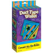 Creativity for Kids by Faber-Castell Duct Tape Wallet Kit at Kmart.com