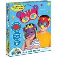 Creativity for Kids by Faber-Castell My First Felt Mask Kit at Kmart.com