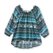Knitworks Kids Girl's Peasant Top & Cami at Sears.com