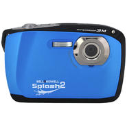 Bell+howell Splash2 16MP Waterproof Digital Camera w/HD Video (Blue) at Sears.com