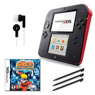 Nintendo 2DS Red Bundle with Game and Accessories at Kmart.com