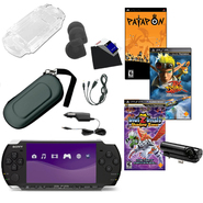 Sony PlayStation Portable PSP-3000 Piano Black Bundle with 3 Games, Camera, and More at Kmart.com