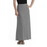 Metaphor Petite's Knit Maxi Skirt - Striped at Sears.com