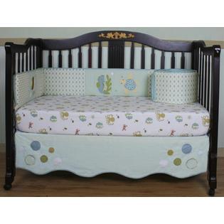 Geenny Sea World Animals 13pcs Crib Bedding Set Baby