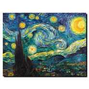 Trademark Fine Art Vincent van Gogh 'Starry Night' Canvas Art at Kmart.com