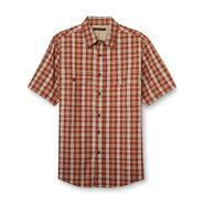 Outdoor Life YMen's Short-Sleeve Shirt - Plaid at Sears.com