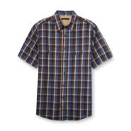 Outdoor Life Men's Short-Sleeve Shirt - Plaid at Sears.com