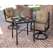 La-Z-Boy Outdoor Charlotte 3Pc Bistro Set at Kmart.com