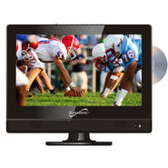 "Supersonic 13.3""  Widescreen LED HDTV with Built-in DVD Player at Sears.com"