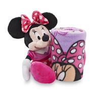 Disney Minnie Mouse Throw & Pillow at Kmart.com