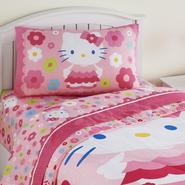 Hello Kitty 3-Piece Sheet Set - Daisy Dance at Kmart.com